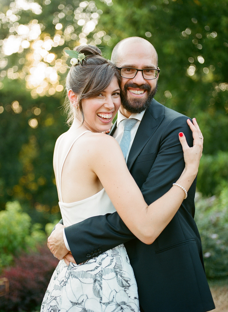 Sarah Jane Minneapolis Wedding Photographer | bald groom with a great beard