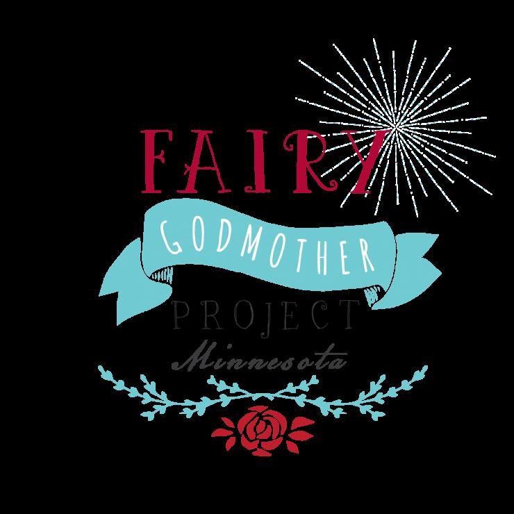 fairy godmother logo | Amy Coppersmith + Terri Uy-Lennon