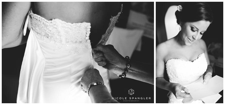 Makeup by Amber Budd | Skin Mpls | Minnesota wedding photographer Nicole Spangler