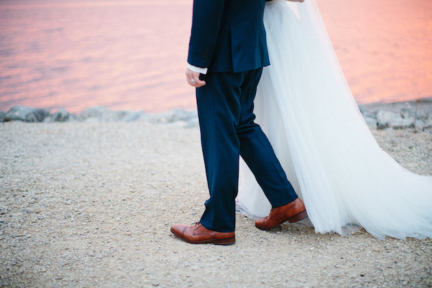 golden hour photo by Kristina Lorraine Photography | Lake Pepin | Sixpence Events and Planning