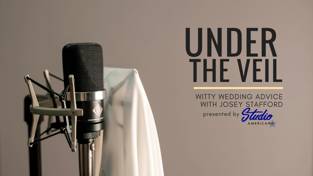 UNDER THE VEIL wedding podcast