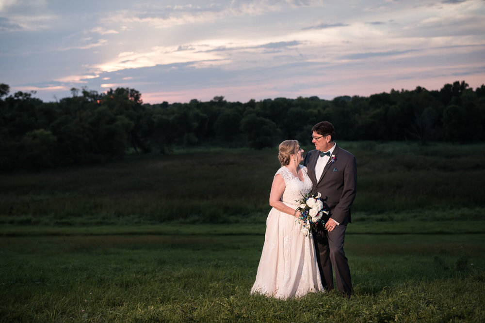 K Solberg Photography | Elm Creek Chalet | Minneapolis day of coordinator Sixpence Events | landscape photo