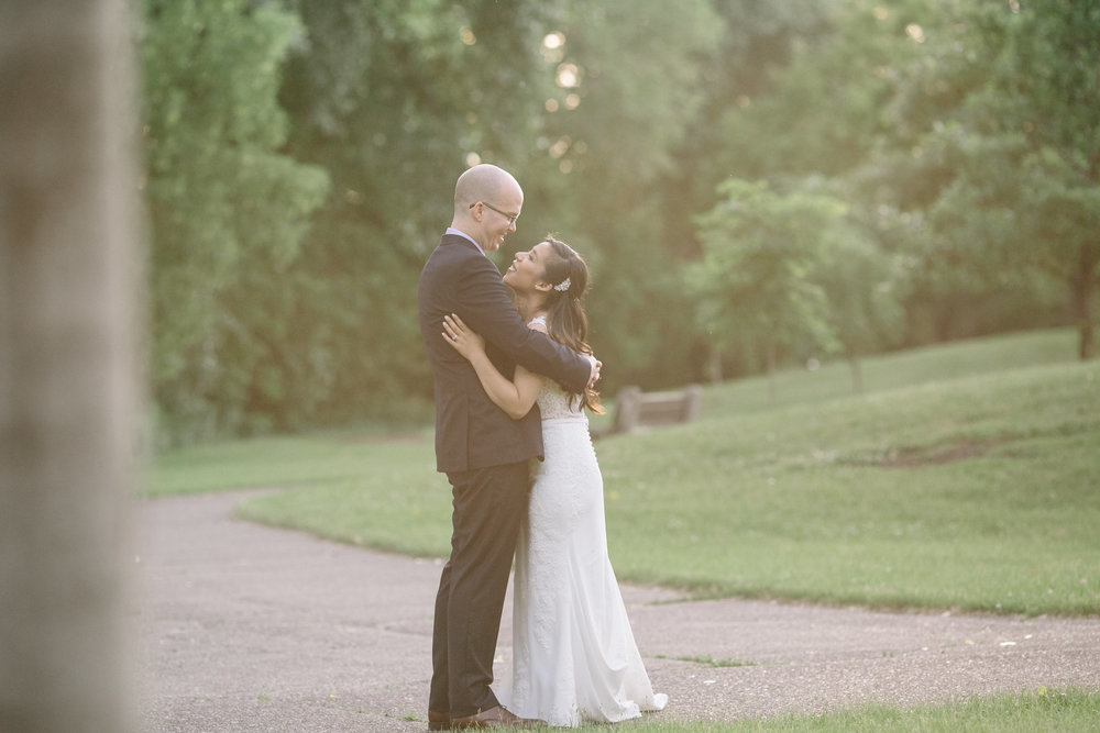 couple dancing Whims and Joy Minneapolis photographer :: Sixpence Events & Planning Minnesota wedding planner :: Nicollet Island Pavilion.jpg