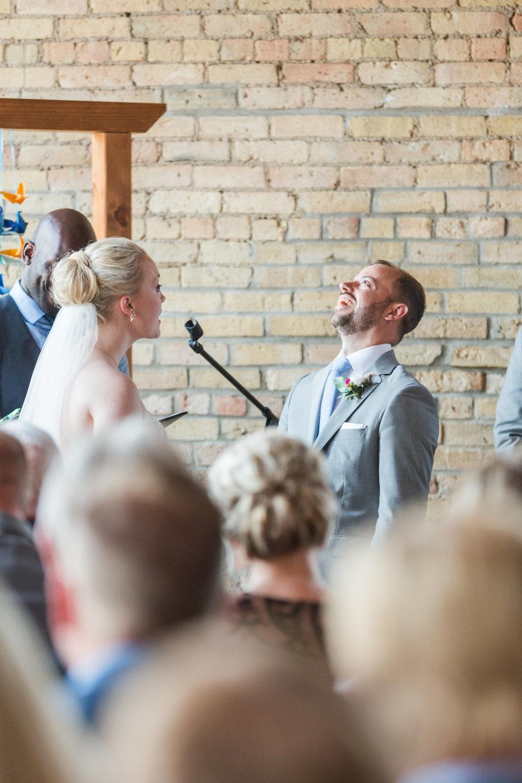 Jill + John :: Kristen Dyer :: Sixpence Events, vows