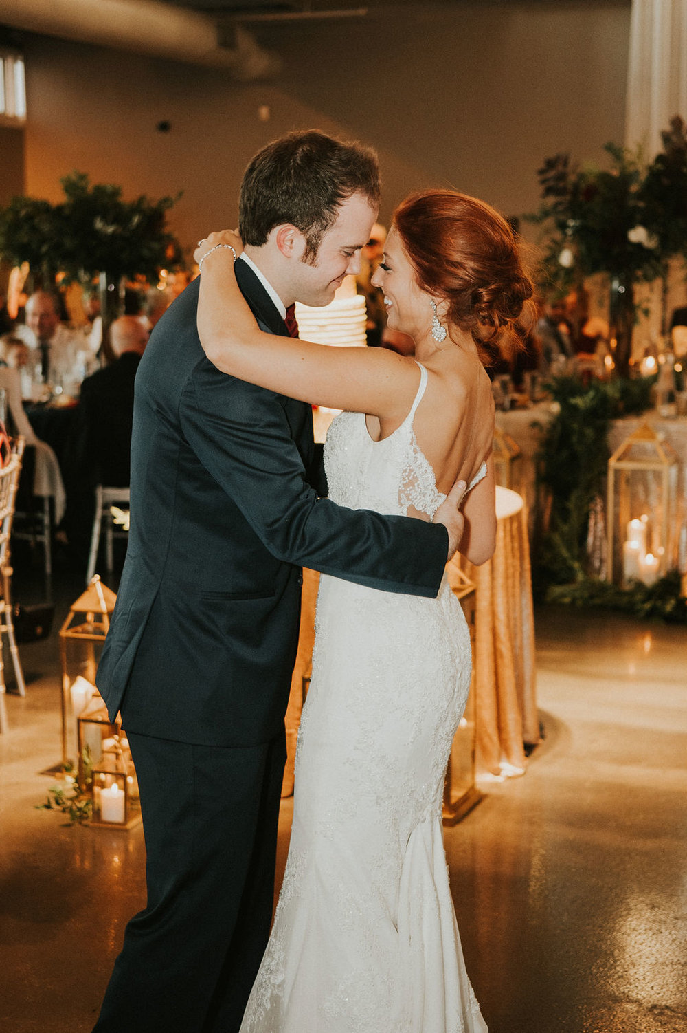 first dance | Asher Marie Photography | Minneapolis day of coordinator | Muse wedding downtown.jpg