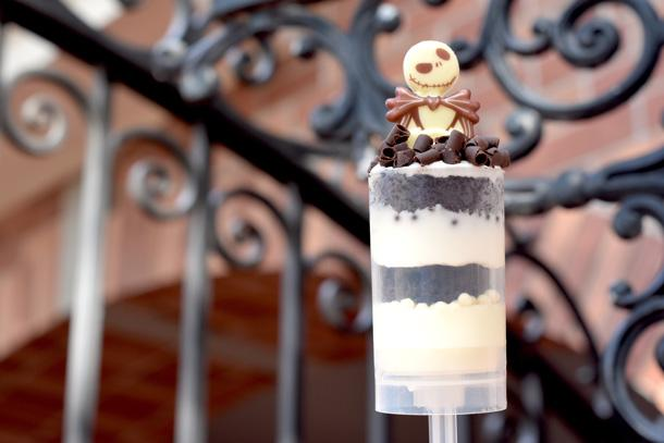 Jack Skellington Cake Treat at Sleepy Hollow