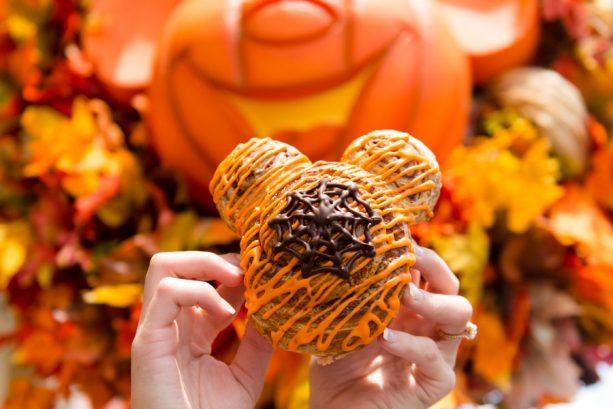 Halloween Cinnamon Roll – Available Daily at Main Street Bakery through October 31
