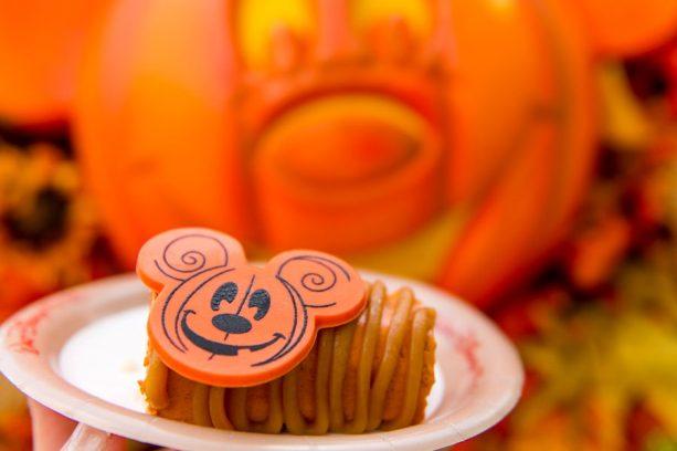 Pumpkin Cheesecake Available at Main Street Bakery