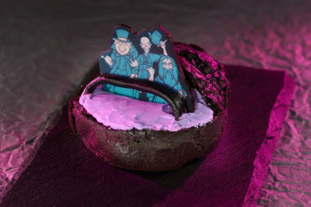 Hitchhiking Ghost Dessert Available at Aloha Isle