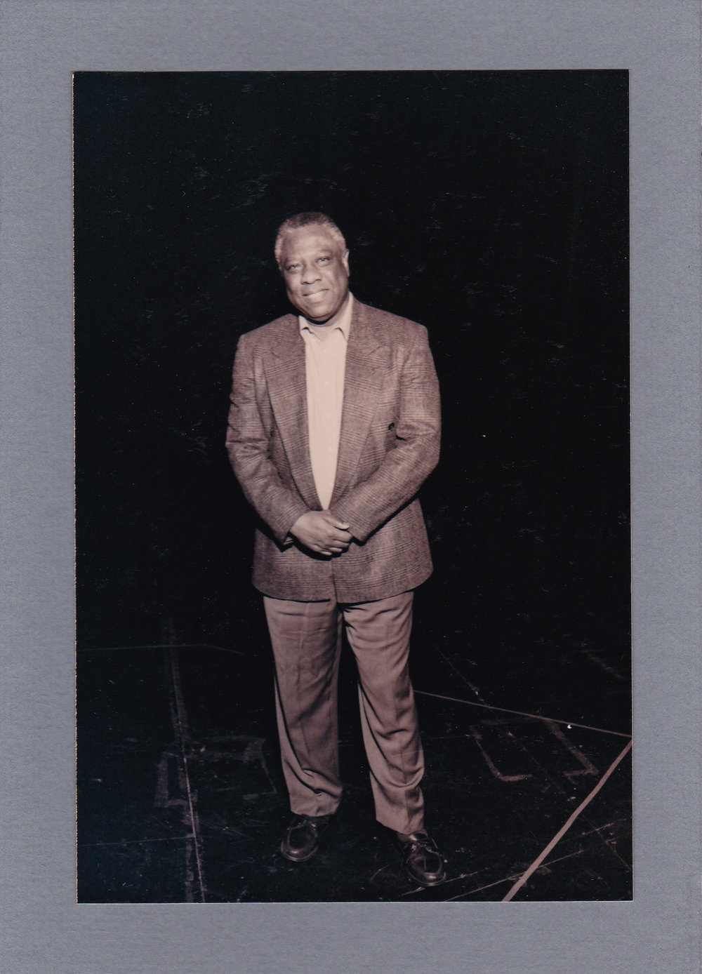 Woodie King - Main character of King of Stage