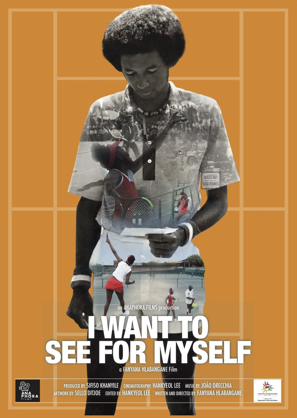 I Want To See For Myself - by Fanyana Hlabangane
