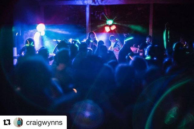 Zero Zero crushing the after party this year at Hell. #Repost @craigwynns with @get_repost ・・・ @therealtwofourhell throws a good party