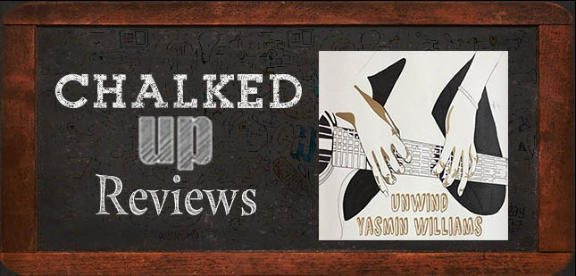 CHALKEDUP REVIEWS - Check out my album review on ChalkedUp Reviews!