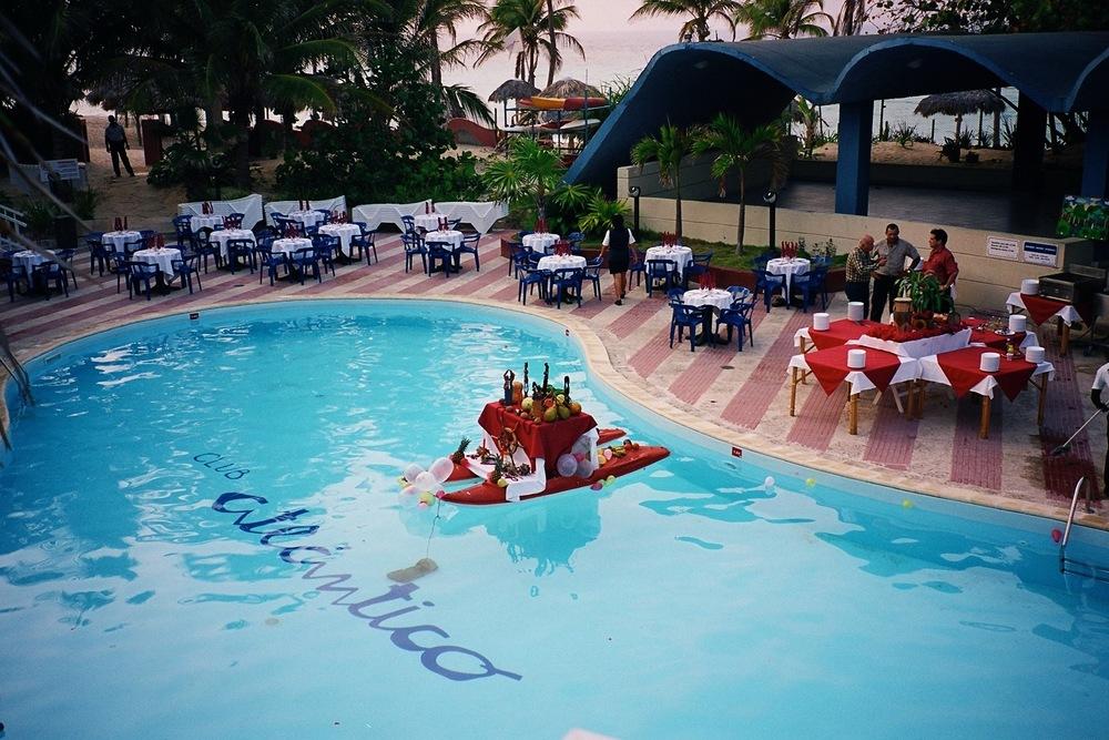 Club Atlántico, Playas del Este