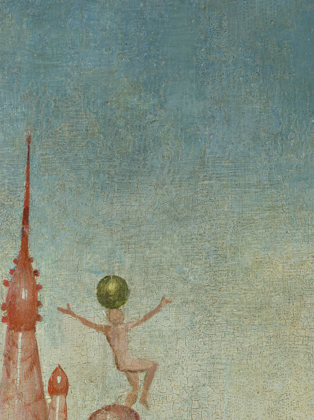 Details from  The Garden of Earthly Delights  (Hieronymus Bosch, 1503-15)