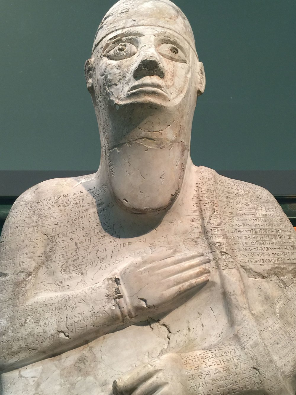 King Idrimi of Alalakh, 1570-1500 BC (British Museum, photo by RYC)