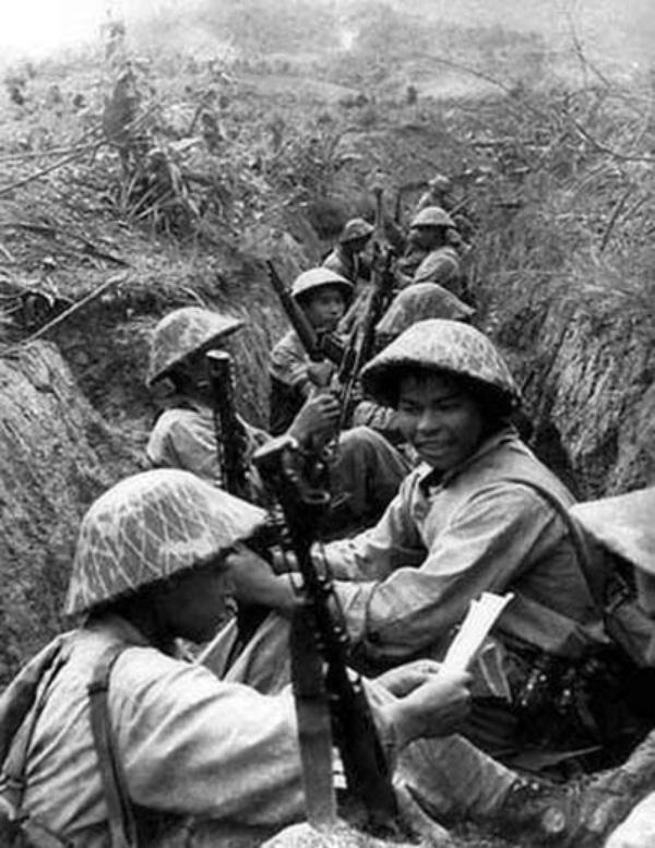 Vietminh, Dien Bien Phu (Wikimedia Commons)