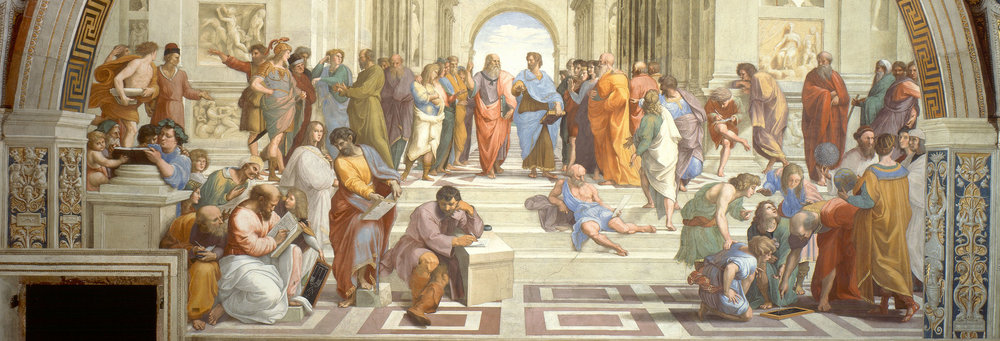 The School of Athens , Raphael, 1511