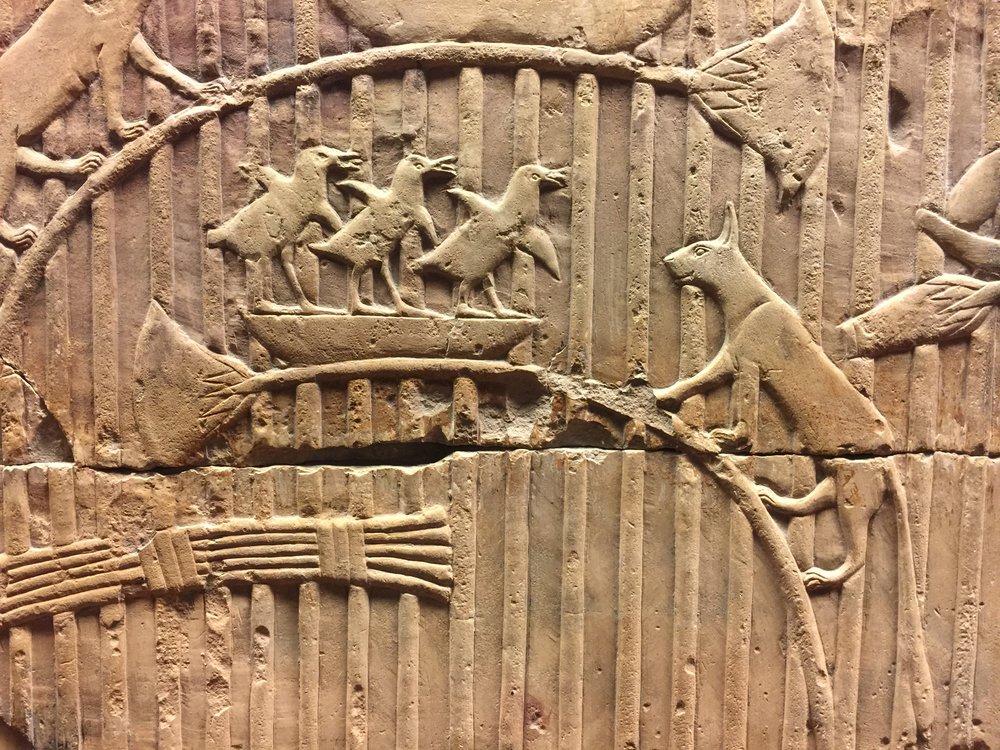 sumerian afterlife