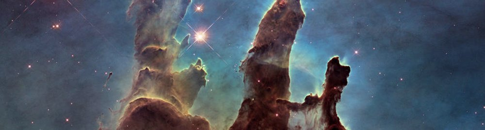 Messier 16, the Eagle Nebula, by  NASA, ESA and the Hubble Heritage Team (STScI/AURA)