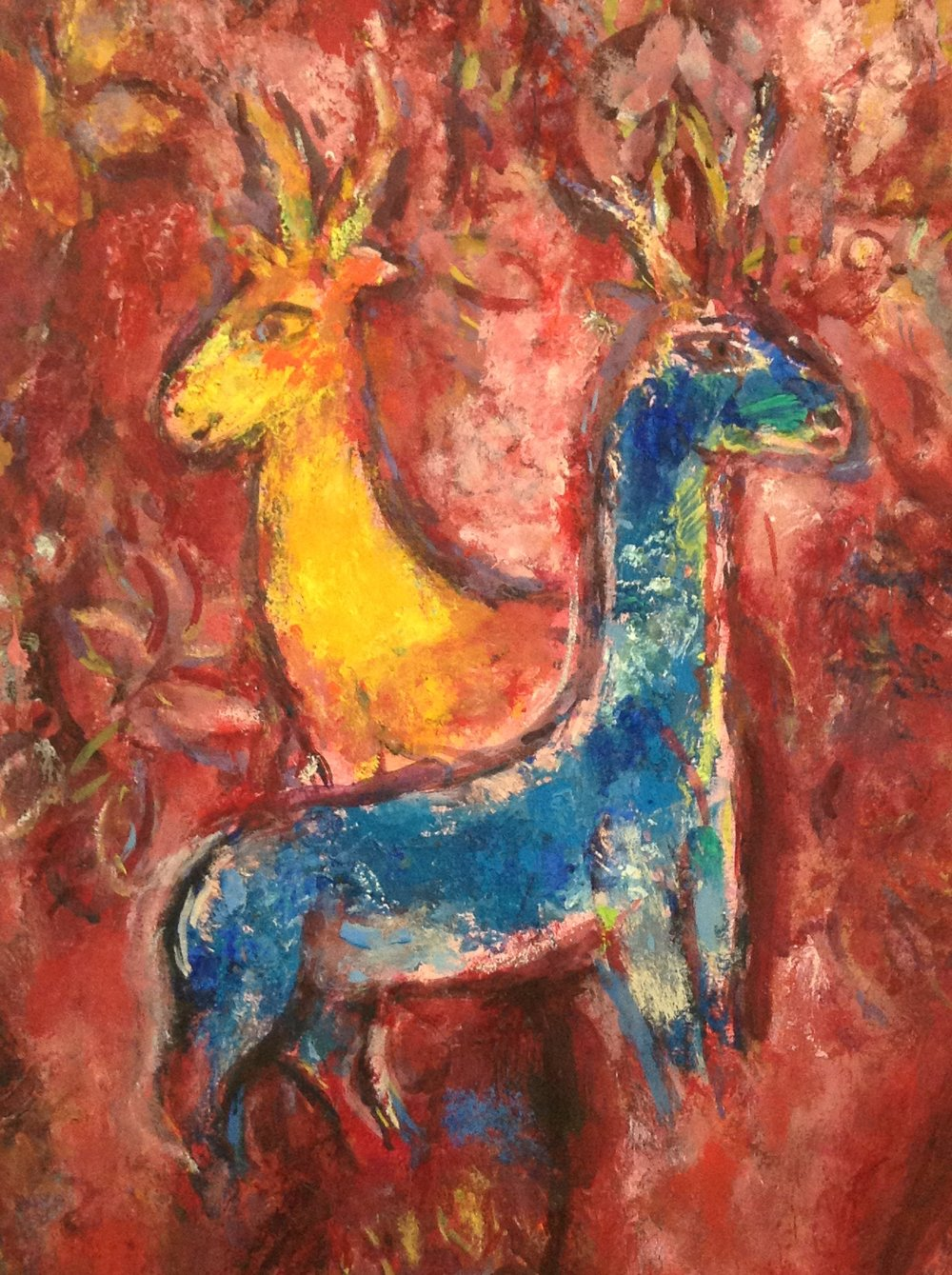 Musée marc Chagall, Nice (photo RYC)