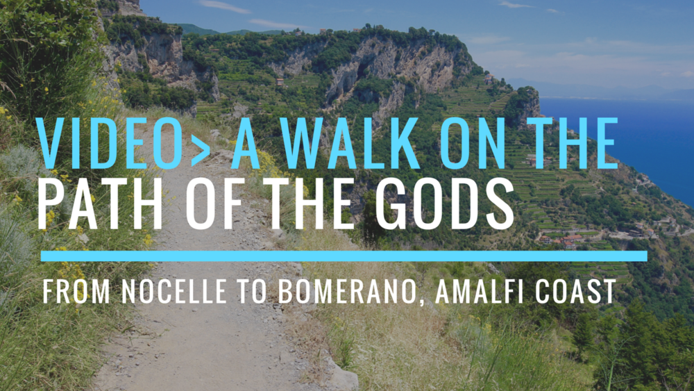 Path of the gods Southern Italys Most Stunning Hike  Sojourn