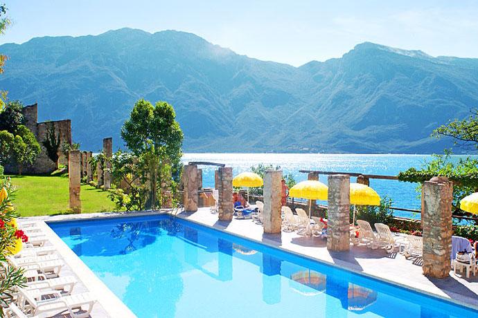 Limone Sul Garda - Lake Garda, Italy