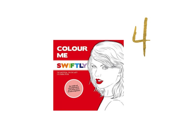 Taylor Swift Coloring Book