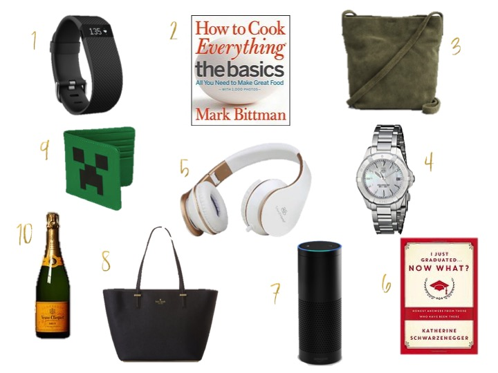 AMAZON GIFTS FOR GRADS