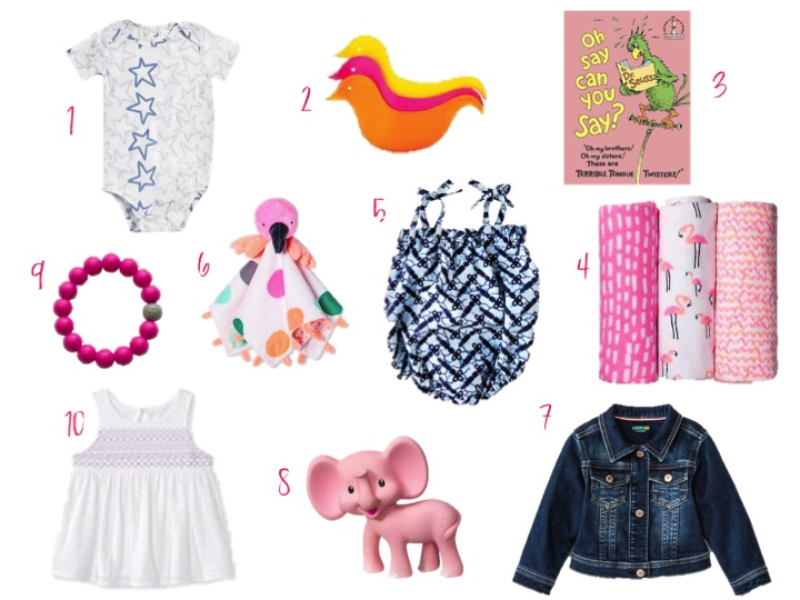 TARGET GIFTS FOR BABIES