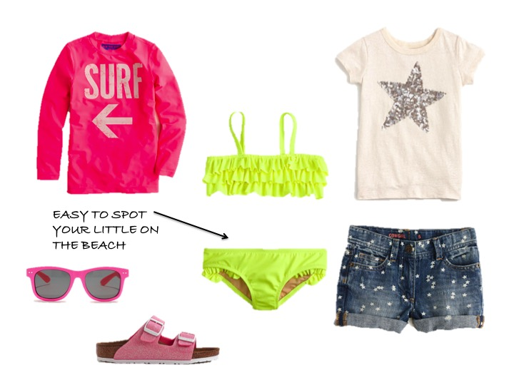 MINI'S GUIDE TO BEACH DAY
