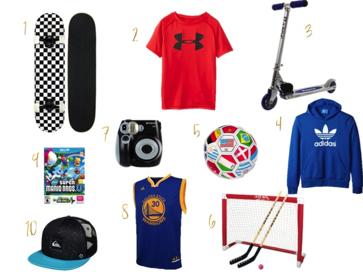 BOYS BIRTHDAY GIFTS AGE 8 10 The Gift Pick