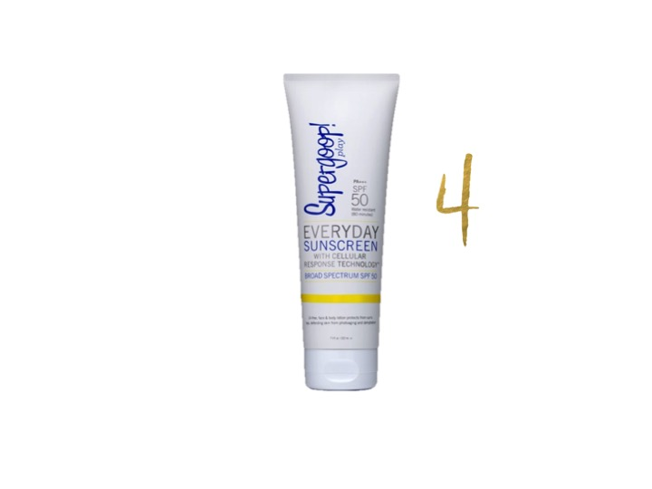 FRIDAY FAVE #4 SUPER GOOP SUNSCREEN