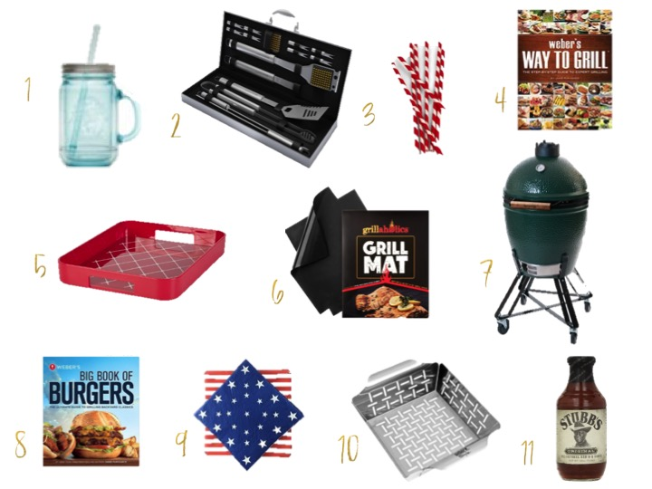 Amazon picks for a summer bbq