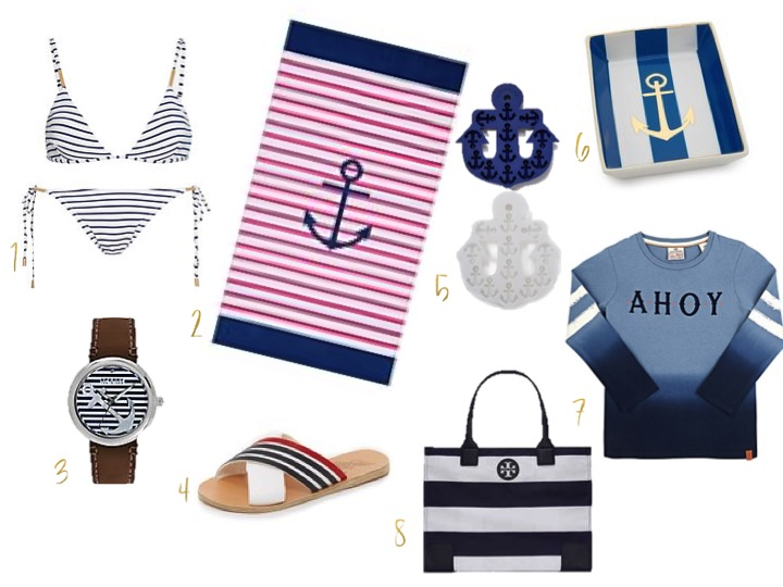 NAUTICAL INSPIRED GIFTS FOR HER