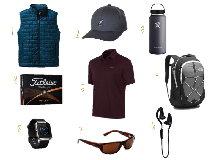 GIFTS FOR A SPORTY GUY Men's Gifts Gifts for Him