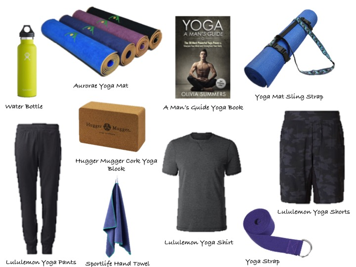 YOGA GIFTS FOR HIM, Men's Gifts, Gifts for Him