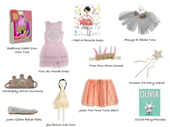 GIFTS FOR HER PRINCESS THEME
