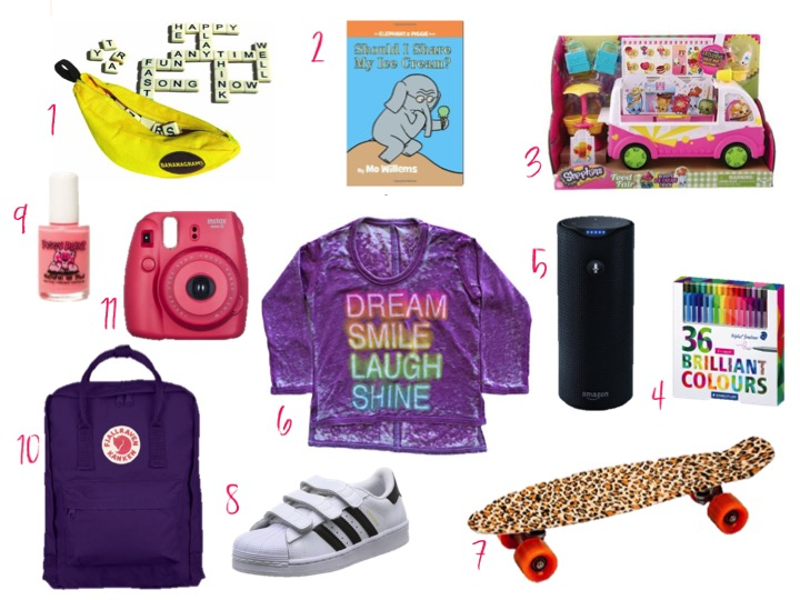 AMAZON GIFTS FOR GIRLS BIRTHDAY