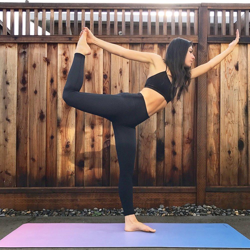 bae kiiara yoga mats eco fitness