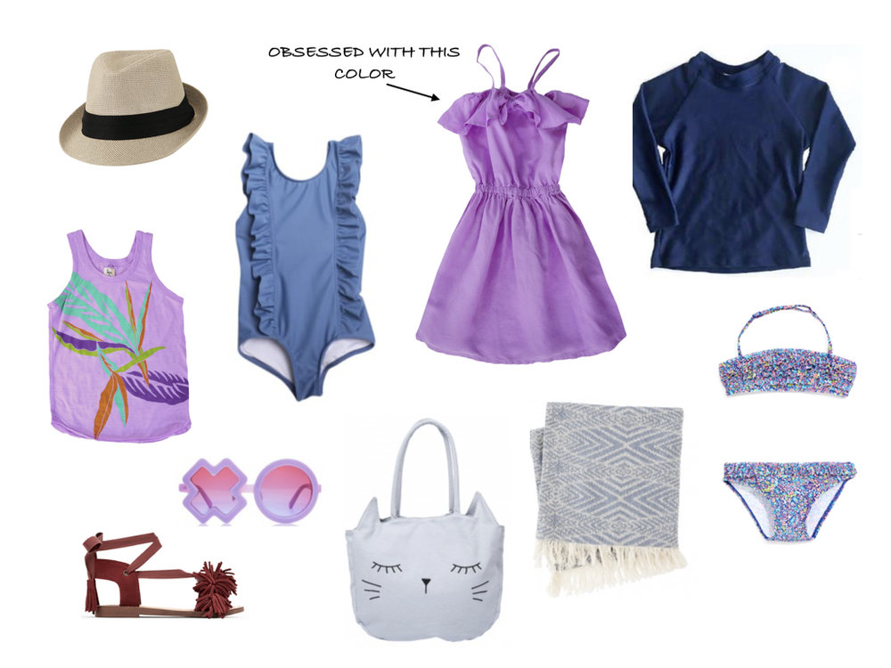 WHAT TO WEAR GIRLS- BEACH VACATION