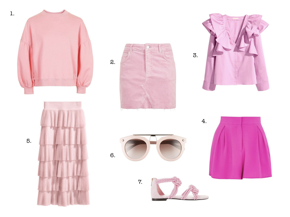 7 pink items we love