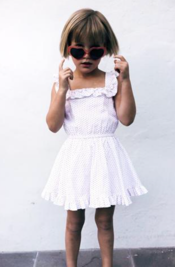 LITTLE MINIS DRESS