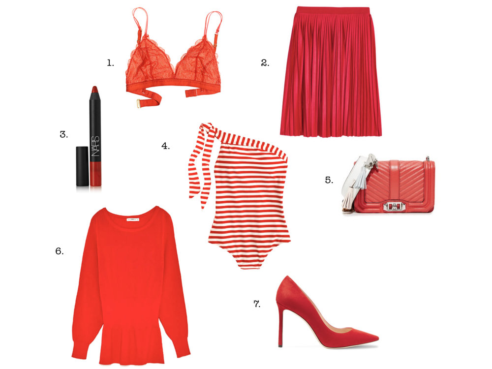 RED GIFTS WE LOVE