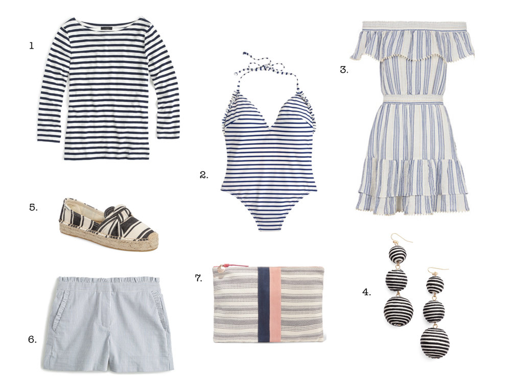 STRIPES WE LOVE