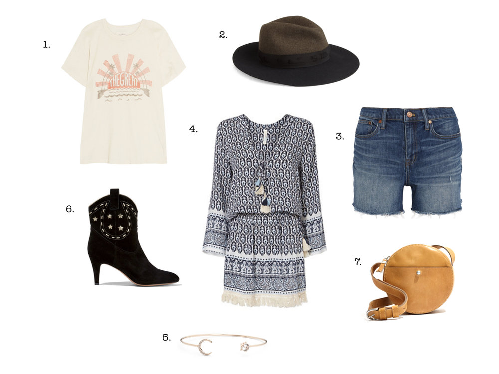 7 THINGS FOR COACHELLA