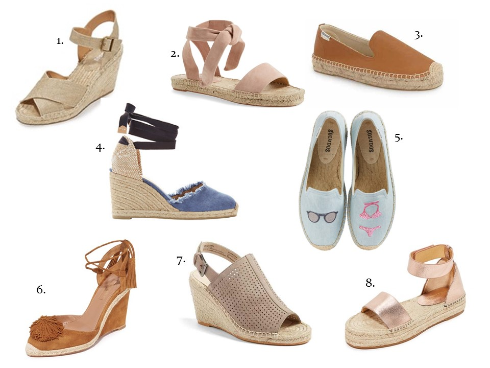 best espadrilles for summer