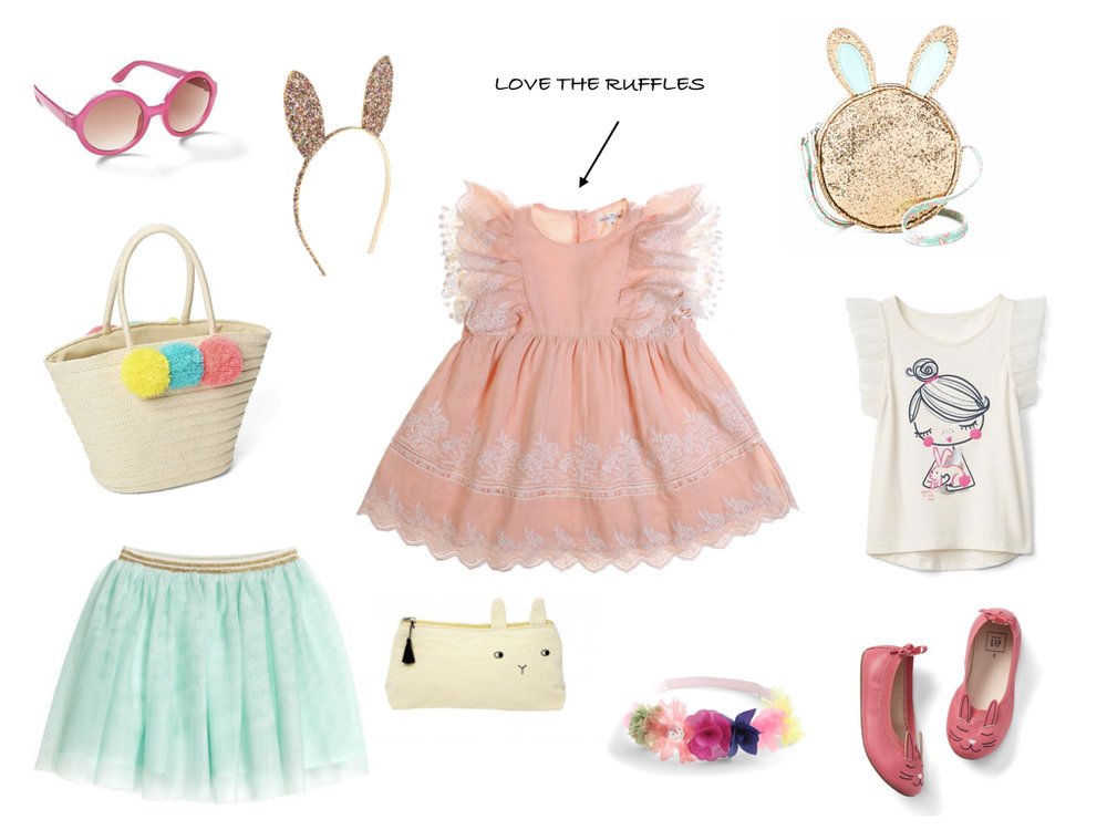 WHAT TO WEAR GIRLS