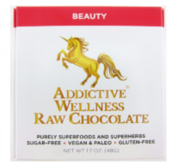 Addictive Wellness Raw Chocolates