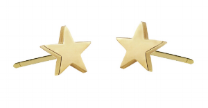 JENNIFER MEYER STUD EARRINGS